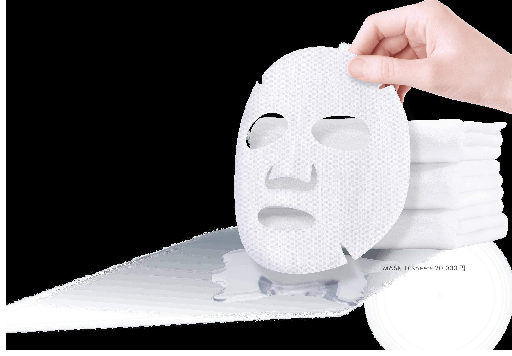 整形美容マスク